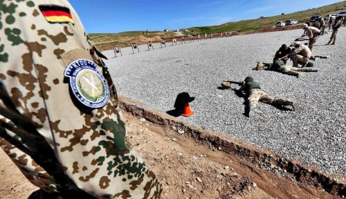 Masa Aktif di Afghanistan Masuki Babak Akhir, Militer Jerman Akhirnya Pulang Kampung