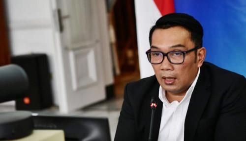Ridwan Kamil Beberkan Modal Buat Pilpres 2024, Mengejutkan!