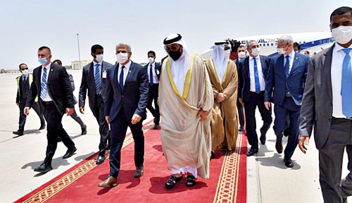 Usai Jumpa Israel, Uni Emirat Arab Ingin Pemerintah Palestina Menyerah?