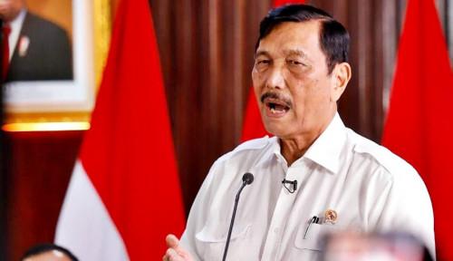 'Lord' Luhut Dapat Jabatan Baru Lagi dari Jokowi, Apa itu?