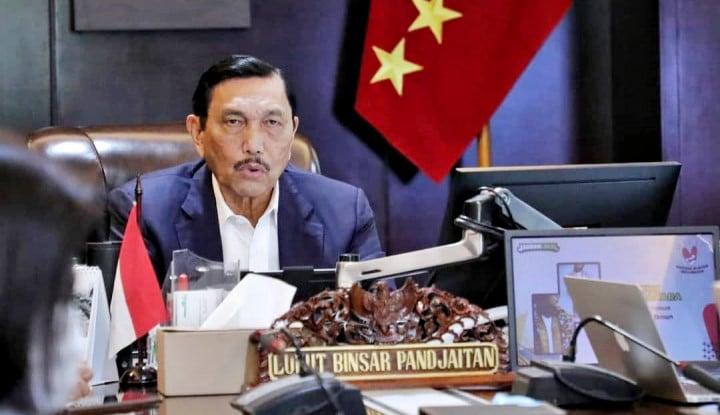 Pak Luhut Nggak Bisa Move On Yah Ungkit-Ungkit Masa Lalu, Sekarang Sudah 2021 Kali...