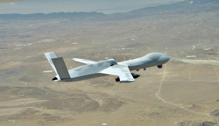 Misterius, Pos Terdepan Milik Amerika Serikat Diserang Drone