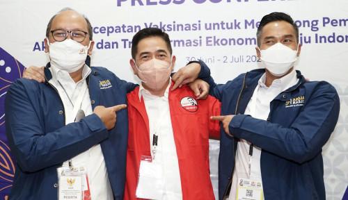 Arsjad-Anin Resmi Pimpin Kadin indonesia