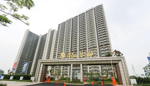 Peminat Hunian Vertikal Tinggi, Risland Indonesia Tawarkan Tower Kensington Apartemen Sky House BSD+