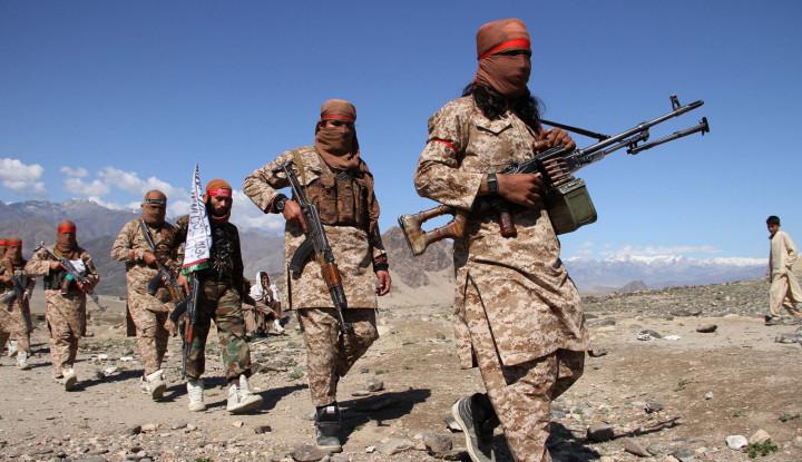 Afghanistan Percaya Militer Bukan Solusi Akhiri Perang, tapi Apakah Didengar Amerika?