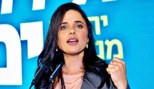 Soal Reunifikasi Keluarga, Menteri Wanita Israel Beri Ultimatum buat Partai Arab karena...