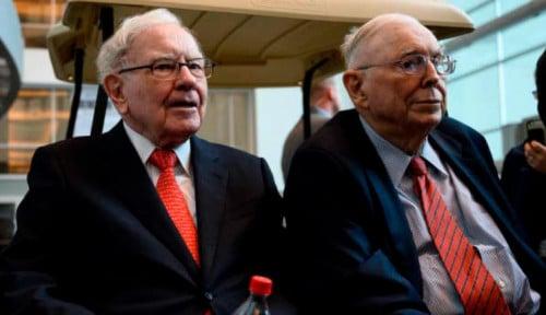 Puluhan Tahun Jadi Mitra Bisnis, Begini Pertemuan Pertama Warren Buffett dengan Charlie Munger!