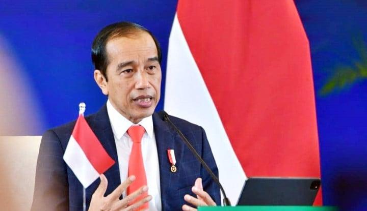 Sampai Trending! Presiden Banjir Dukungan & Sanjungan Warganet: Aku Tetap Percaya Jokowi
