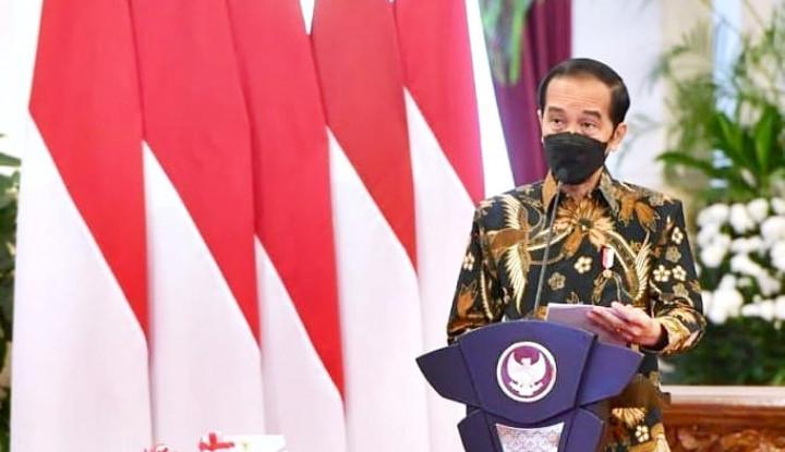 Denger Nih Kata Pak Jokowi:  Lockdown Tak Jamin Pandemi Covid-19 Berakhir