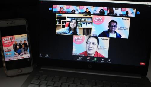Telkomsel Hadirkan Hiburan Digital untuk Jurnalis & Berbagai Komunitas di Sumatera