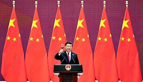 Xi Jinping Menggalang Kekuatan-kekuatan Dunia Melawan Amerika, Begini Strateginya!