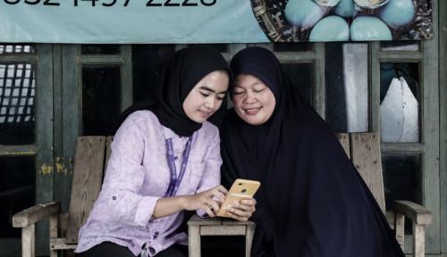 Foto Adopsi Digital Dorong Akselerasi Pertumbuhan Ekonomi & Kesetaraan bagi Perempuan Pelaku Usaha Mikro