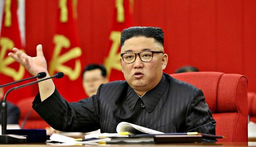 Pengamat Mati-matian Amati Kurusnya Kim Jong-un, tapi Malah Dibikin Bingung Usai Simbol...