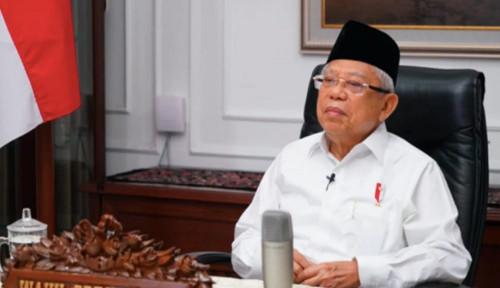 Jika Ma'ruf Amin Lengser, Ini Kandidat Kuat Penggantinya, Bikin Syok!