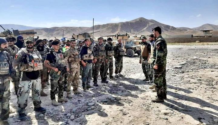 Tajikistan Tolak Tampung Warga Afghanistan yang Menunggu Visa Amerika