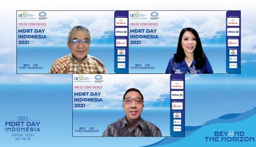 Kala Pandemi Jumlah Anggota MDRT Indonesia di 2021 Meningkat 33%