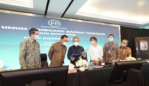 PTPP Optimis Transformasi Bisnis Anak Perusahaan Akan Makin Perkuat Kinerja