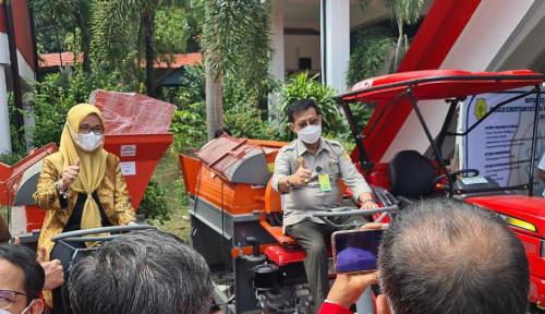 Dukung Regenerasi Petani, Mentan SYL Bantu Alsin dan Program Pertanian di Unhas