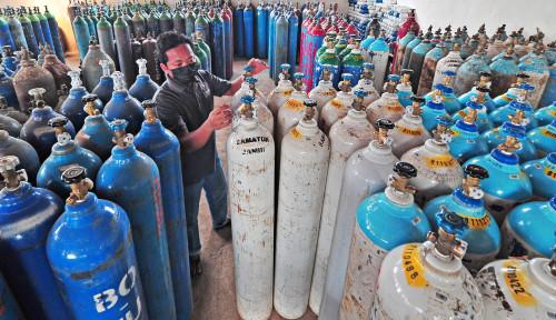 Bantu Penanganan Covid-19, Blibli Galang Donasi Tabung Oksigen
