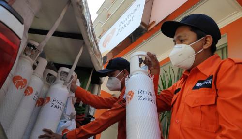 PLN Sumbang 12 Ton Oksigen Untuk Rumah Sakit Rujukan Covid-19