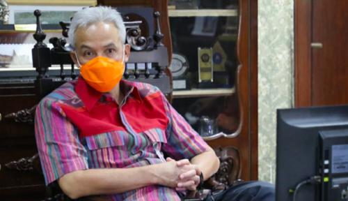 Ganjar Pranowo Duet Sama Tokoh Religius Ini, Kemenangannya Akan Seperti Jokowi