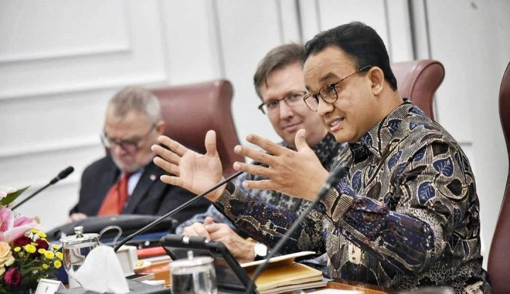 Jakarta di Bawah Anies, Boros Belanja Masker sampai Habis Rp5,8 Miliar, Begini Tanggapan BPK