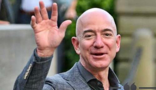 Heboh Wajah Jeff Bezos Terlihat Berbeda, Benarkah Lakukan Operasi Plastik?