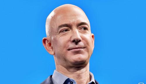 Pensiun dari Amazon, Jeff Bezos Gak Pernah Leha-leha, Malah Makin Sibuk di Blue Origin