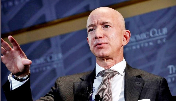 Duh! Jeff Bezos Ngemplang Pajak Sampai Ditegur Perdana Menteri Inggris
