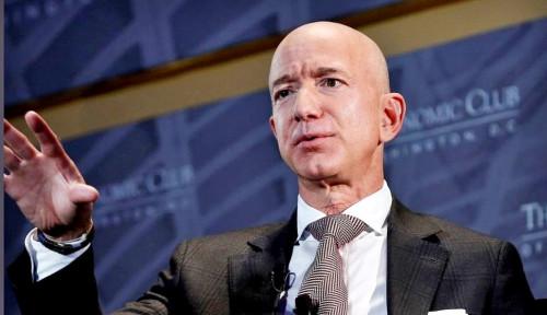 17 Staf Jeff Bezos Mangkir Tinggalkan Blue Origin, Nah Lho! Ada Apa Nih?