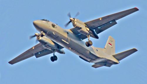 Pesawat An-26 Rusia Sempat Dikabarkan Lenyap, Ternyata Nasibnya Kini...