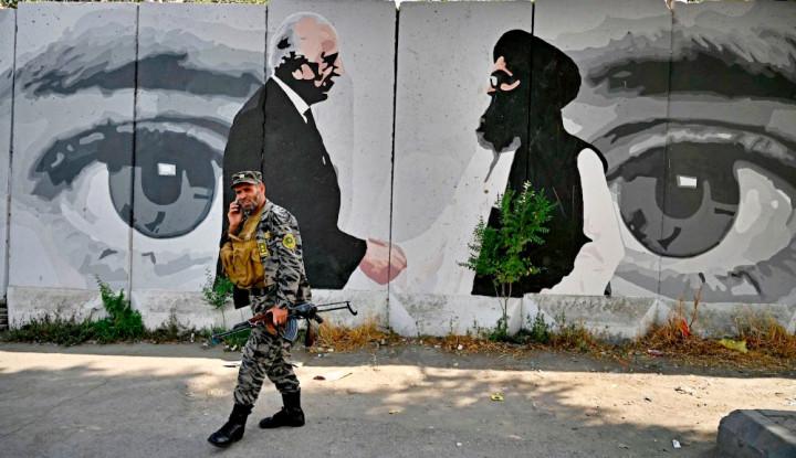 Inilah Strategi Baru yang Diluncurkan Amerika untuk Afghanistan, Anak Buah Biden Siap Beri...