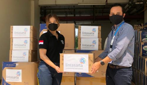 Lewat Program Sehat Sejahtera, Lintasarta Donasikan Alat Kesehatan untuk Rumah Isolasi di DKI