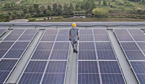 Transisi Energi Global Tunjukkan Keniscayaan yang Tidak Dapat Dihindari