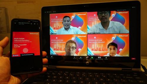 Telkomsel Kenalkan Pembaruan Identitas Logo dan Produk di Sumatera