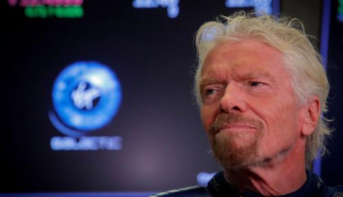 Sukses ke Luar Angkasa, Kok Richard Branson Jual Sahamnya di Virgin Galactic?