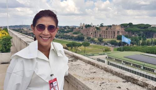 Susi Pudjiastuti Mencak-mencak Lagi ke Puan Maharani, Kebijakan Jokowi Masih Membebani Masyarakat