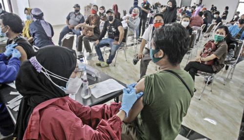 Yang Belum Divaksin Buruan Daftar! Bank DKI Siapkan Sentra Vaksinasi