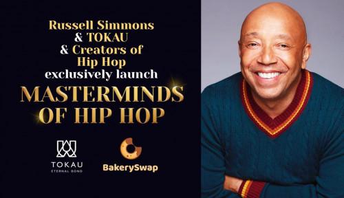 Russell Simmons Bersama Tokau Luncurkan Koleksi NFT Masterminds of Hip Hop
