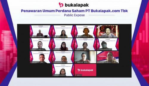 Tawarkan Saham ke Publik, Bukalapak Jadi Unicorn Indonesia Pertama yang Melantai di BEI