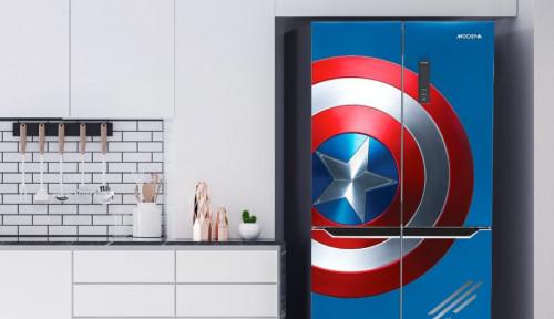 Gebrak Pasar Peralatan Rumah Tangga, MODENA Produksi Edisi Terbatas Marvel