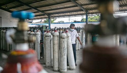 Sebut Solidaritas, Tabung-tabung Oksigen dari Singapura Tiba Lagi Pekan Depan