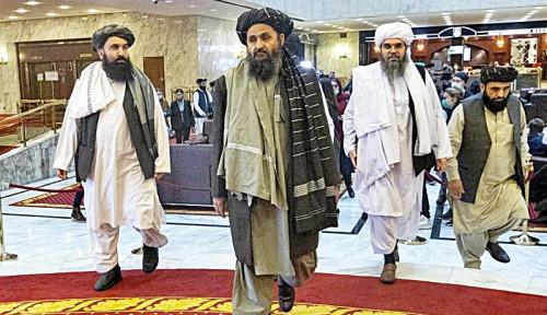 Uni Eropa Masih Pertimbangkan Akui Pemerintah Taliban, Ini Alasannya...
