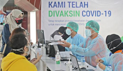 TNI Bantu Percepatan Vaksinasi, Targetkan 70% Herd Immunity Jabodetabek per 17 Agustus 2021