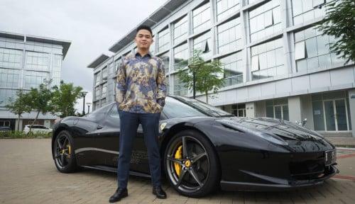 Kenalan Sama Gusmavin Willopo, Pengusaha Muda yang Sukses Bisnis Ekspedisi Logistik Impor