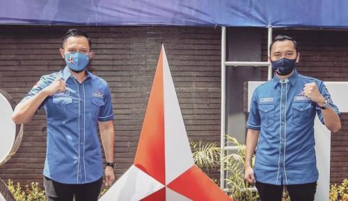Pengamat Skakmat AHY dan Ibas soal Kritikan ke Kinerja Jokowi: Banyak-banyak Minun Aqua