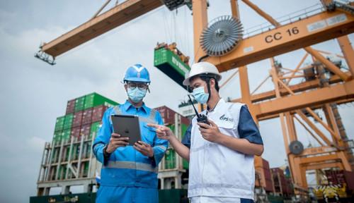 Pelindo III Catat Pertumbuhan Arus Kapal dan Barang di Semester I