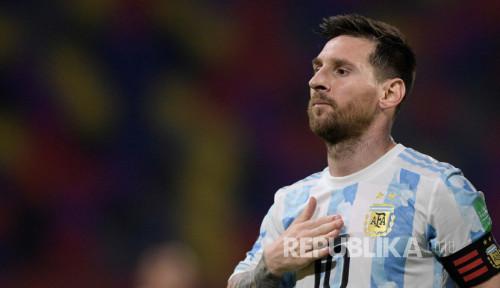 Bawa Argentina Juara, Netizen Yakin Messi Bakal Raih Ballon d'Or