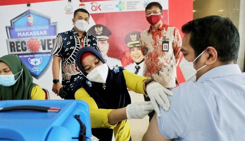 Dukung Penanganan Covid-19, OJK Bidik Penyaluran 10 Juta Vaksinasi Hingga Akhir Tahun