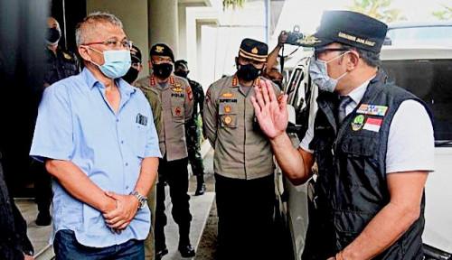 Lakukan Sidak, Ridwan Kamil Tegur Industri yang Tak Taat Aturan PPKM Darurat